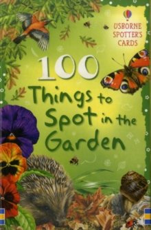 100 Things to Spot in the Garden, Novelty book Book