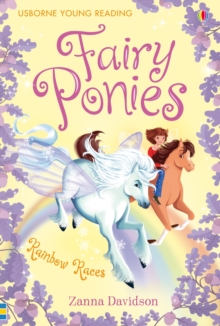 Fairy Ponies: Rainbow Races, Paperback Book