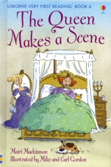 The Queen Makes a Scene, Hardback Book