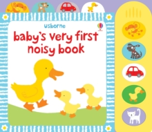 Baby's Very First Noisy Book, Board book Book