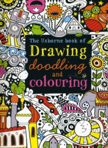 Drawing, Doodling and Colouring Book, Novelty book Book