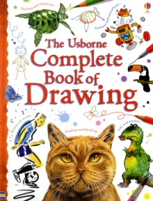 Complete Book Of Drawing, Hardback Book