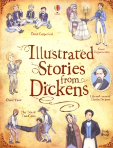 Usborne Illustrated Stories From Dickens, Hardback Book