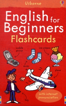 English For Beginners Flashcards, Novelty book Book