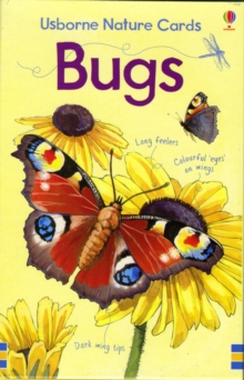 Nature Cards: Bugs, Novelty book Book