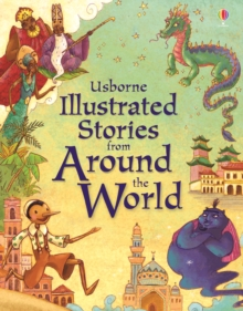 Illustrated Stories from Around the World, Hardback Book