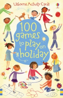 100 Games to Play on a Holiday, Novelty book Book