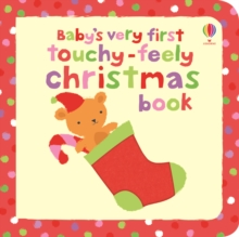 Baby's Very First Touchy-Feely Christmas Book, Novelty book Book