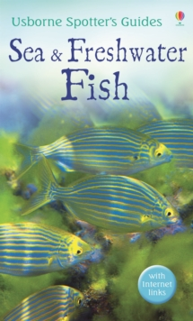 Sea and Freshwater Fish, Paperback Book