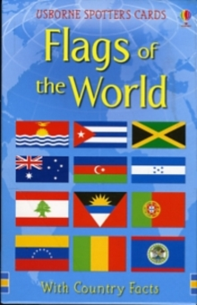 Flags of the World Usborne Spotter's Cards, Cards Book