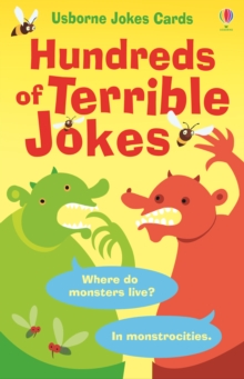 Hundreds of Terrible Jokes, Cards Book
