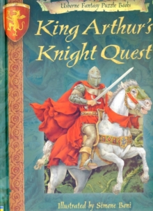 King Arthur's Knight Quest, Hardback Book