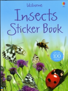 Insects Sticker Book, Paperback / softback Book