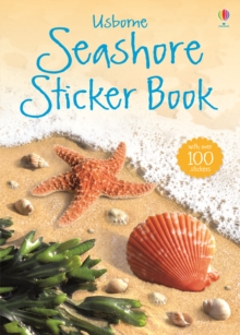 Seashore Sticker Book, Paperback Book