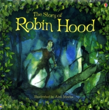 The Story of Robin Hood, Hardback Book