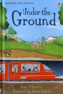 Under The Ground, Hardback Book