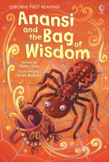 Anansi and the Bag of Wisdom, Hardback Book