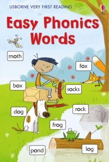 Easy Phonic Words, Hardback Book