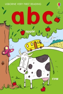 ABC Very First Reading Support Title, Hardback Book