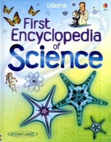 First Encyclopedia of Science, Hardback Book