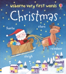 Very First Words: Christmas, Board book Book