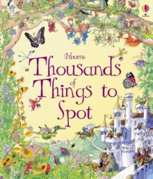 Thousands of Things to Spot, Hardback Book