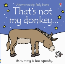 That's Not My Donkey, Board book Book