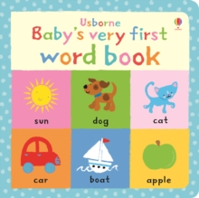 Baby's Very First Word Book, Board book Book