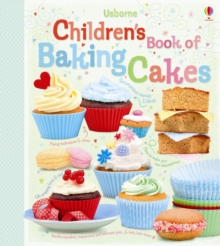 Children's Book of Baking Cakes, Hardback Book