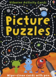 Picture Puzzles, Cards Book