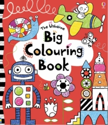 Big Colouring Book, Paperback Book