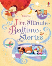 Five-Minute Bedtime Stories, Hardback Book