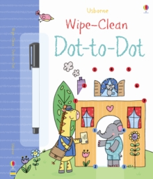 Wipe Clean Books: Dot-to-Dot, Paperback Book