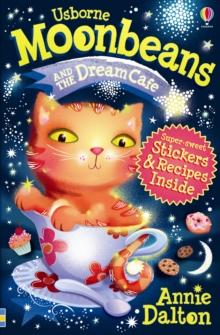 Magical Moon Cat : Moonbeans and the Dream Cafe, Paperback Book