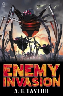 Enemy Invasion, Paperback Book