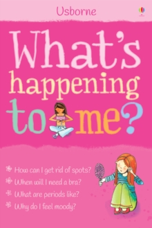 What's Happening to Me? (Girls) : For tablet devices, EPUB eBook