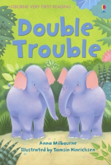 Very First Reading: Double Trouble, Hardback Book