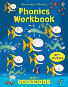 Phonics Workbook 2 Very First Reading, Paperback Book