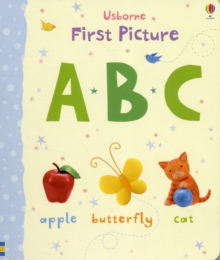 First Picture ABC, Board book Book