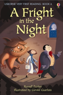 A Fright in the Night, Hardback Book