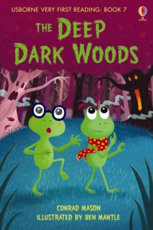 The Deep, Dark Woods, Hardback Book