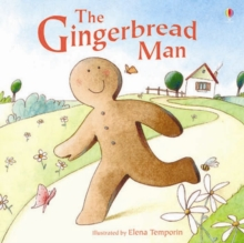 The Gingerbread Man, Paperback Book