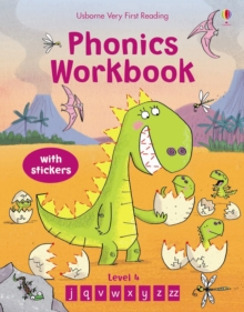 Phonics Workbook 4 Very First Reading, Paperback Book