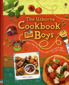 Cookbook for Boys, Spiral bound Book
