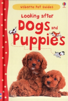Looking After Dogs and Puppies, Hardback Book