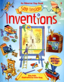 See Inside Inventions, Hardback Book