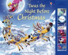 Twas the Night Before Christmas with Sounds, Hardback Book