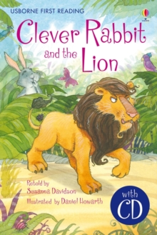 Clever Rabbit and the Lion, Mixed media product Book