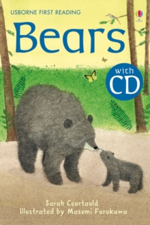 First Reading Two : Bears (with CD), CD-Audio Book