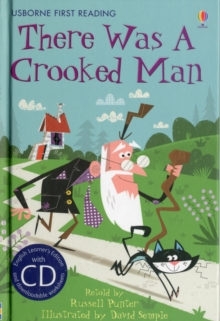 First Reading Two : There Was a Crooked Man, CD-Audio Book